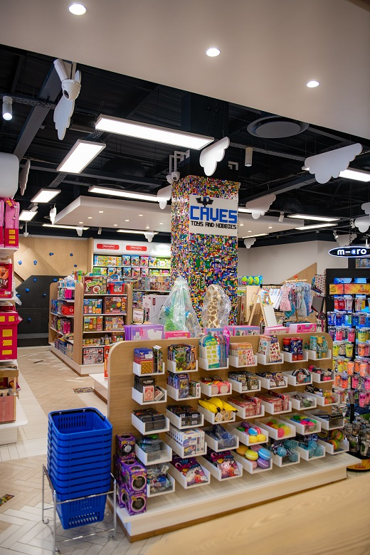 Caves Toy Store