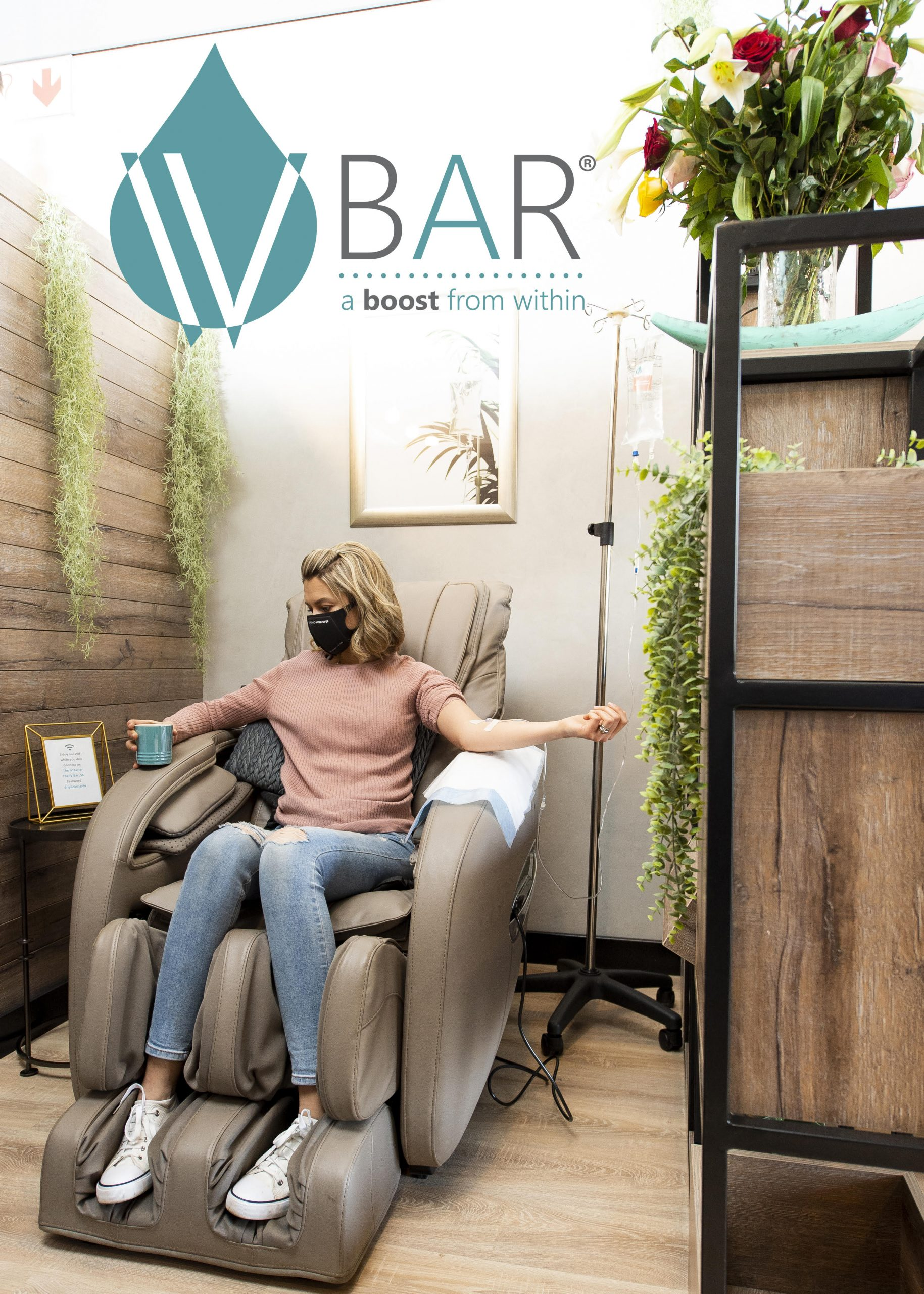 The IV Bar